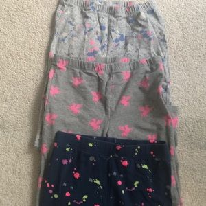 Bundle of 3 gap kids xl leggings! EUC!